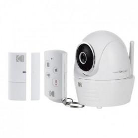KODAK Caméra de surveillance Full HD motorisée