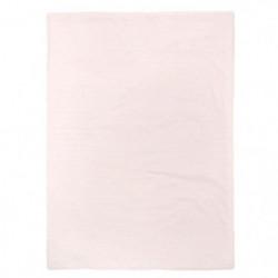 NATTOU - Pure rose Couverture Coton 75x100cm