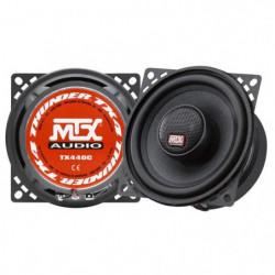 MTX Haut-parleurs coaxiaux 2 voies TX440C - 10 cm - 60W