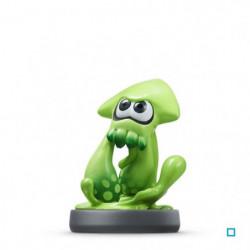 Figurine Amiibo Calamar Inking Splatoon