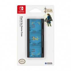 Boitier pour 6 Jeux Zelda pour Switch