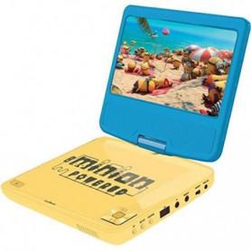 LEXIBOOK - LES MINIONS - Lecteur DVD Portable