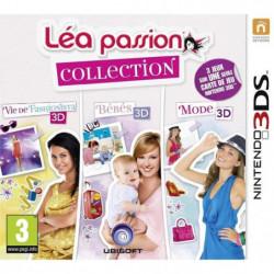 Lea Passion Collection Jeu 3DS