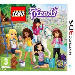 Lego Friends - Jeu Nintendo 3DS
