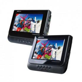 TAKARA VRT177 Lecteur DVD Portable - Double Écran
