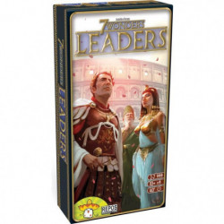 7 WONDERS - Extension Leaders - Jeu de société