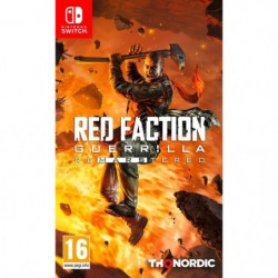 Red Faction Guerilla Re-Mars-Tered Jeu Switch