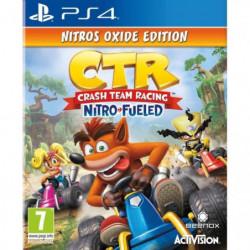 Crash Team Racing Nitro Fueled - Édition Nitros Oxide Jeu PS4