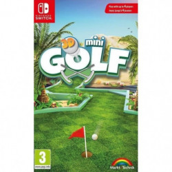 3D Minigolf Jeu Switch