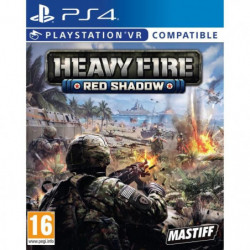 HEAVY FIRE : Red Shadow Jeu PS4