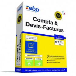 EBP Compta & Devis-Factures Classic - Derniere version 2019