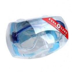 AQUALUNG  Masque de plongée - Coral bleu