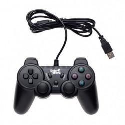 Manette Filaire noire Under Control pour PS3