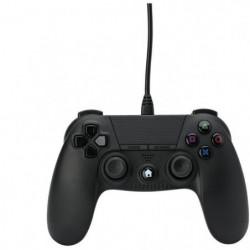 Manette filaire Noire 3m Under Control pour PS4