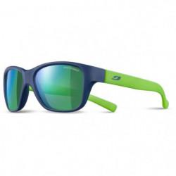 JULBO Lunettes de soleil Turn SP3CF - Bleu foncé et vert