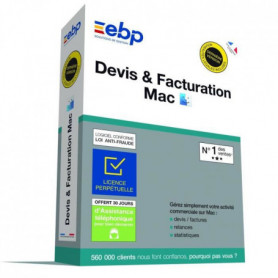 EBP Devis et Facturation MAC - Derniere version