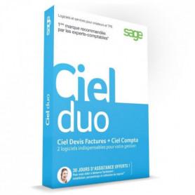 Ciel Duo 2019 (Ciel Compta + Ciel Devis Factures)
