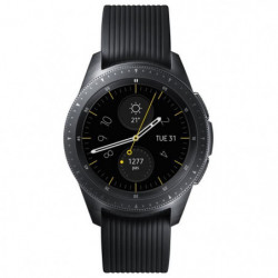Galaxy Watch 42mm 4G, Noir Carbone