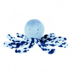 NATTOU Peluche Pieuvre Bleu