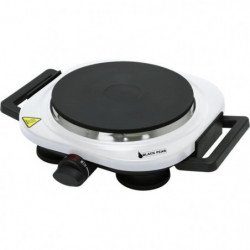 BLACKPEAR BHP 001 Plaque de cuisson - 1 feu - 1500 W - Blanc