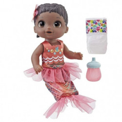 BABY ALIVE - Sirene (cheveux noirs)
