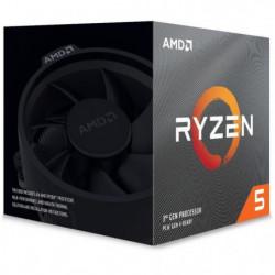 AMD Processeur Ryzen 5 3600X Wraith Spire cooler