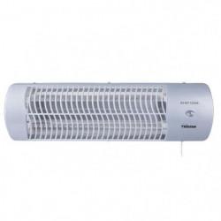TRISTAR Chauffage électrique quartz IP24 1200 W