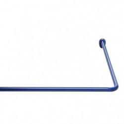 Barre d'angle universelle - ø 25 mm - Ultramarin