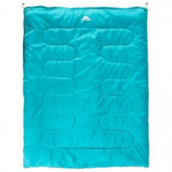 TRESPASS Sac de couchage Catnap - 3 personnes - Bleu