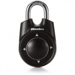 MASTER LOCK Cadenas a combinaison directionnelle 55mm - Noir