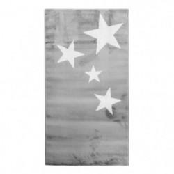 STARS Tapis enfant - 80 x 150 cm - Polypropylene