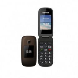 TELEFUNKEN Téléphone fixe sans fil senior grosses touches
