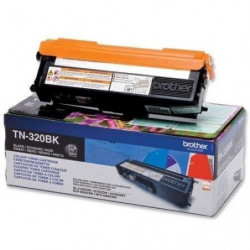 Brother TN-320BK Toner Laser Noir