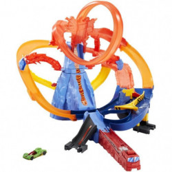 HOT WHEELS - Piste Volcan