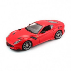 BBURAGO Véhicule de collection Ferrari en métal F12TDF