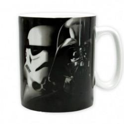 Mug Star Wars - Mug - 460 ml - Vador  / Troopers