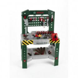 KLEIN - Etabli Bosch Mechanic-Shop avec 77 accessoires