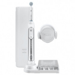 ORAL B Brosse a dents électrique Genius 8000 - Argenté