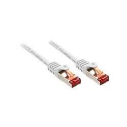 LINDY Câble réseau Basic Cat.6 S/FTP - 2 m - blanc