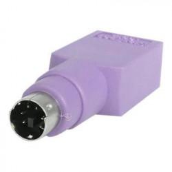 Adaptateur clavier USB vers PS/2 - F/M - Adaptateur clavier