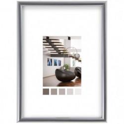 Cadre photo Expo argent 15x20 cm - Ceanothe
