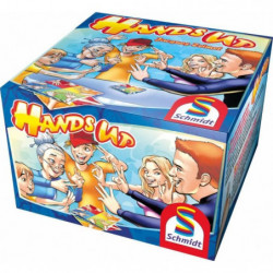 SCHMIDT AND SPIELE Jeu de cartes - Hands up