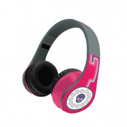 LEXIBOOK - CHICA VAMPIRO - Casque Audio Enfant Bluetooth