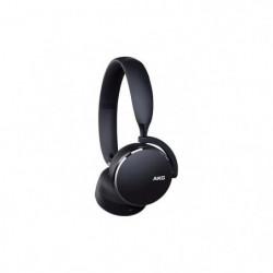 AKG Casque audio On Ear Y500 -  Bluetooth 4.2 - Noir