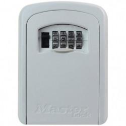 MASTER LOCK Boite a clés sécurisée - Format M - Blanc