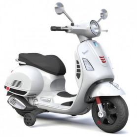 VESPA Scooter électrique 12V enfant - Blanc