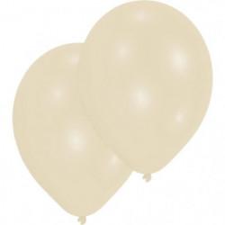 AMSCAN Lot de 10 Ballons en latex Premium 27,5 cm/11''