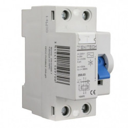 ZENITECH Interrupteur différentiel type AC 40A 30mA
