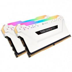 CORSAIR - Kit d'éclairage VENGEANCE RGB PRO Blanc