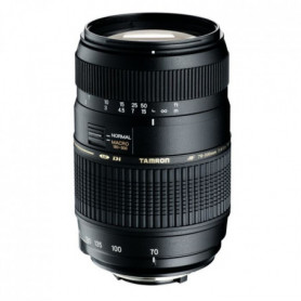 TAMRON AF 70-300mm /f4-5.6 Di LD Macro 1/2 NIKON